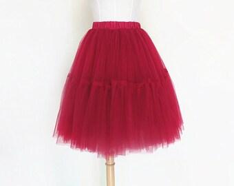 Bohemia beach party wedding datting tutu skirt