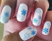 Snowflakes Water Slide Na...