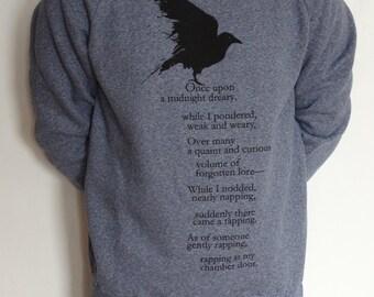 Edgar Allan Poe's The Raven Hoodie