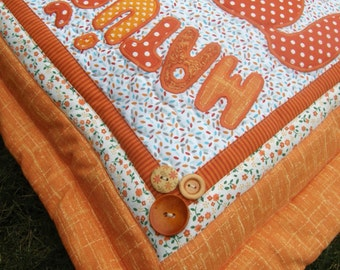 Name cushion No.7
