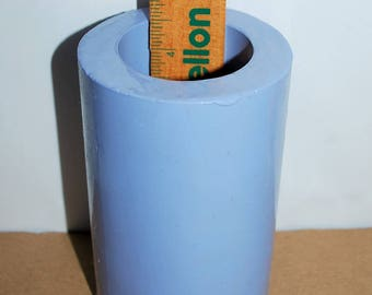 Silicone Molds - Silicone candle Molds - silicone soap mold - homemade - handmade - easy release