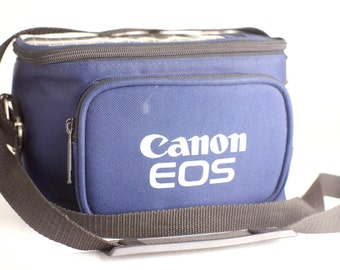 Canon EOS Mid-Size Camera Bag - for DSLR, Mirrorless, or Vintage Camera
