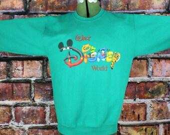 Walt Disney World Vintage 1990s Sweatshirt