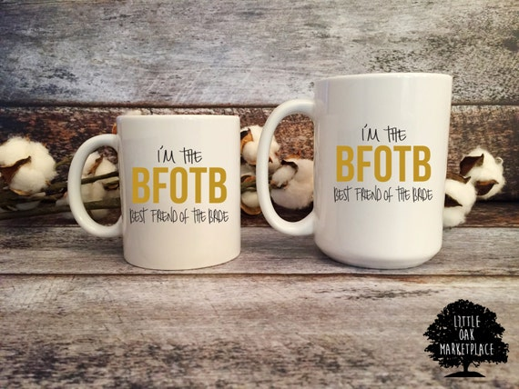 Wedding Gifts For Friends Who Have Everything: Gilmore Girls Mug BFOTB Engagement Gift For Best Friend