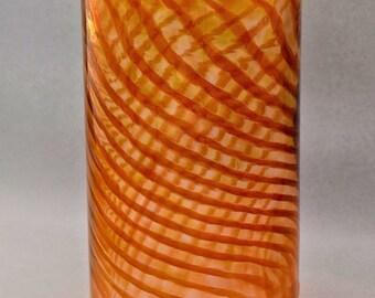 Festive Tumbler Glass Drinkware Wedding Shower Gift Housewarming Gift Kitchen Tableware