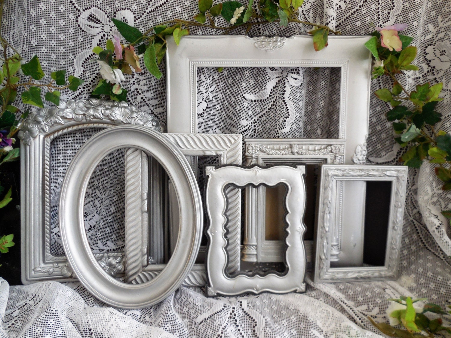 Amazoncom  5 x 7 Sterling Silver Picture Frame