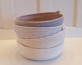 Medium Cotton Rope Dish