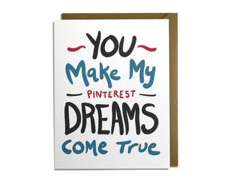 Funny Valentine Card - Love Card, Valentine's Day, Anniversary, Friend, Pinterest, DIY, Honey Do, Shiplap, Power Tools