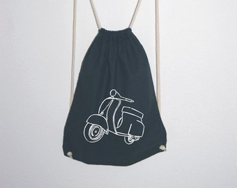 Scooter / Pocket / gym bags and cotton