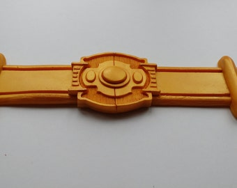 Batman Belt - 1989 Batman replica prop belt.
