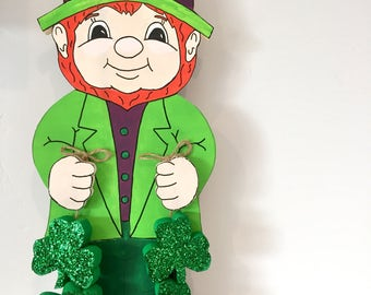 St. Patricks Day Leprechaun *CLEARANCE*