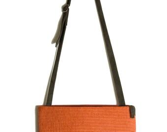 June trends, Summer Bags, Orange bag, Cross body bag, Small bag, Gift idea, Gift for her, Evening bag, Креста тела сумка, маленькая сумка
