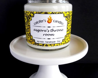 Asgore's Throne Room | Soy Candle