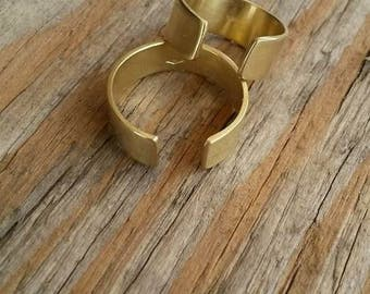 In-finite ring
