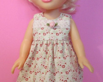 """Disney doll dress * 14"""" doll dress * Disney doll clothes *14"""" doll clothes *"""