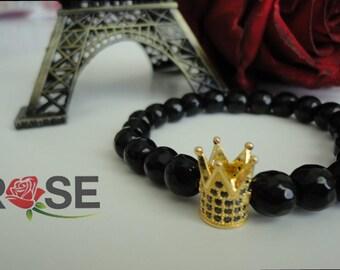 crown bracelet