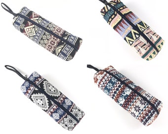 Cute pencil cases | Pen pouch | Pencil pouch | Pouches for all | Makeup brush bag | Organizer |Fabric pencil cases | Traveler cosmetic bag