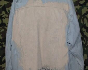 LEVIS Custom Distressed Jacket