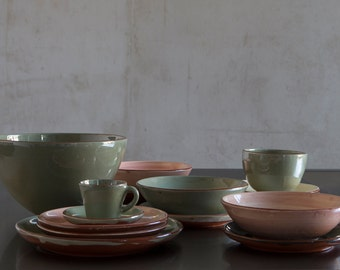 Ceramic ware PINK by MAOMI