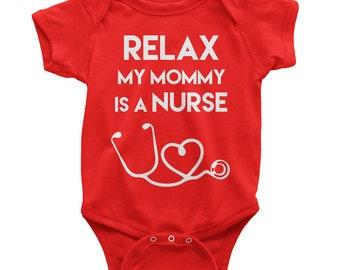 Nurse gift, mama nurse, nurse mom, my mommy is a nurse, nurse, mama, nurse life, dr nurse, hospital nurse, gift for nurse, gift for mom