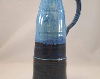 Blue Jug, Ceramic Jug