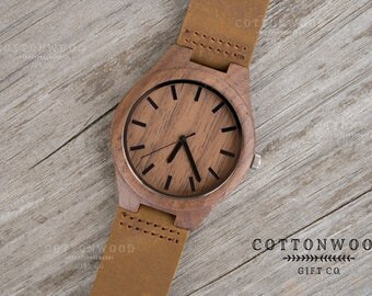 Groomsmen Watches Gift Set Wooden Watches Engraved Watch Men, Groomsmen Gifts Best Man Watch, Wood Watches for Men, Mens Personalized Watch