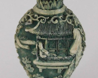 Snuff bottle from ca. 1920