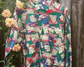 Vintage Esprit Vacation Shirt