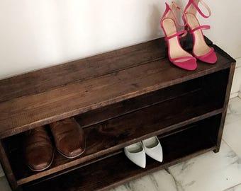 Wooden Shoerack