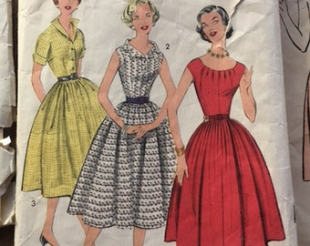 112 Vintage Patterns Butterick Vogue Advance Hollywood