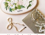 Bridal Bouquet Keepsake. Second Anniversary. Cotton Anniversary Gift for Wife. Wedding Bouquet Keepsake. Wedding Keepsakes Wedding Heirlooms