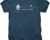 Roots in Appalachia Unisex TShirt - soft tee - FREE US shipping