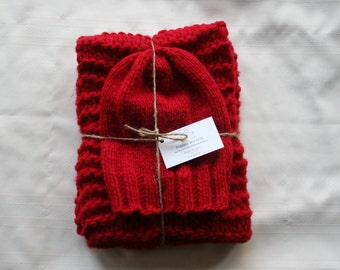 Scarf hat combo   Etsy