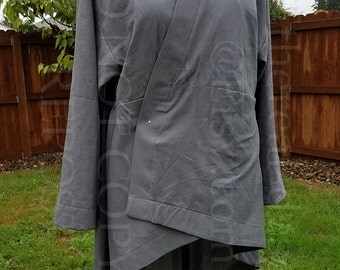 Long Back Outer Tunic