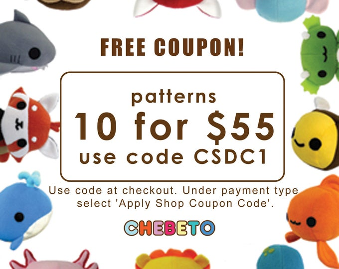 10 for 55 FREE COUPON