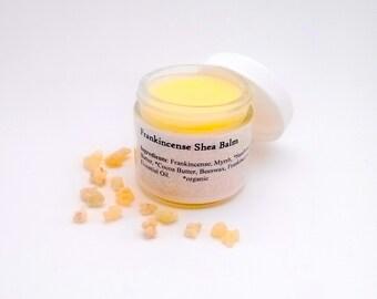 Frankincense and Myrrh - Skin Balm - Frankincense - Shea Body Butter - Body Balm - Frankincense Oil - Body Butter - Natural Moisturizer