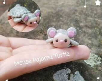 New! Mouse Pajama Turtle