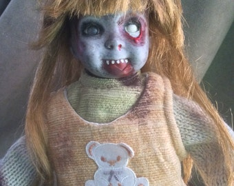 Zombie Doll Girl Toddler