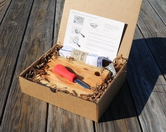 Raw Oyster Shucking Set, Oyster Shucker Gift For Your Oyster Lover!