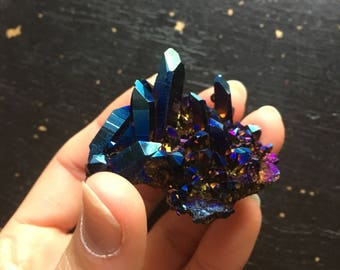 Flame Aura Cluster