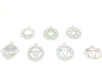 7 charms Chakra Carma 7 models