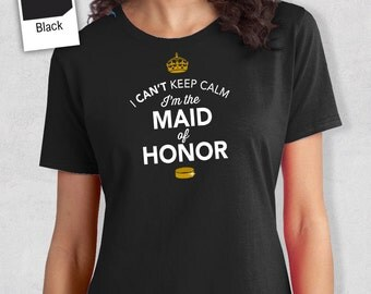 Maid Of Honor Shirt, Maid Of Honor To Be, Getting Married, Funny Maid Of Honor Shirt, Marriage Shirt, Shirt, Funny Wedding Gift