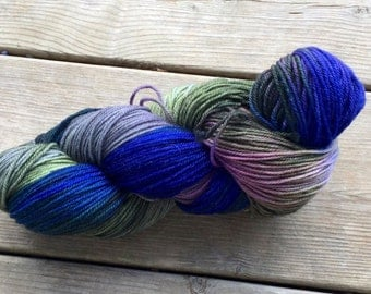 NEW PRICE Mineville Wool Project Merino Sock Yarn