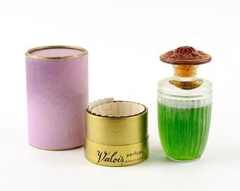Vintage Valois Violette, Parfum Extrait, Paris, France -circa 1920's