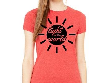 Light Of The World Tee