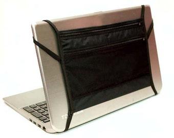 """Laptop Backpack - Black - 11""""x 7"""""""