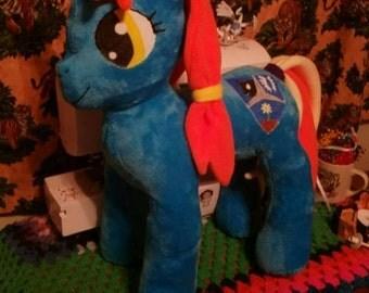 Giant Plush Pony