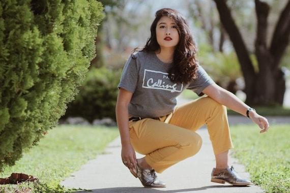 Paris Calling / Statement Tee / Graphic Tee /Statement Tshirt /Graphic Tshirt / T shirt