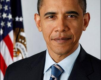 16x24 Poster; President Barack Obama P2
