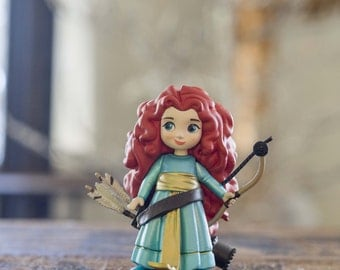 Merida Brave Disney Princess Christmas Ornament
